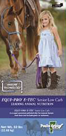 Equi-Pro E-tec Senior Low Carb image