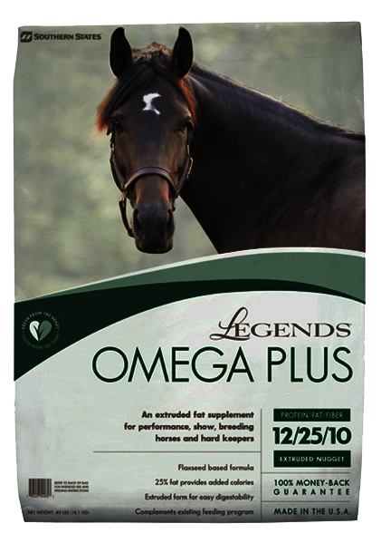 Legends Omega Plus image